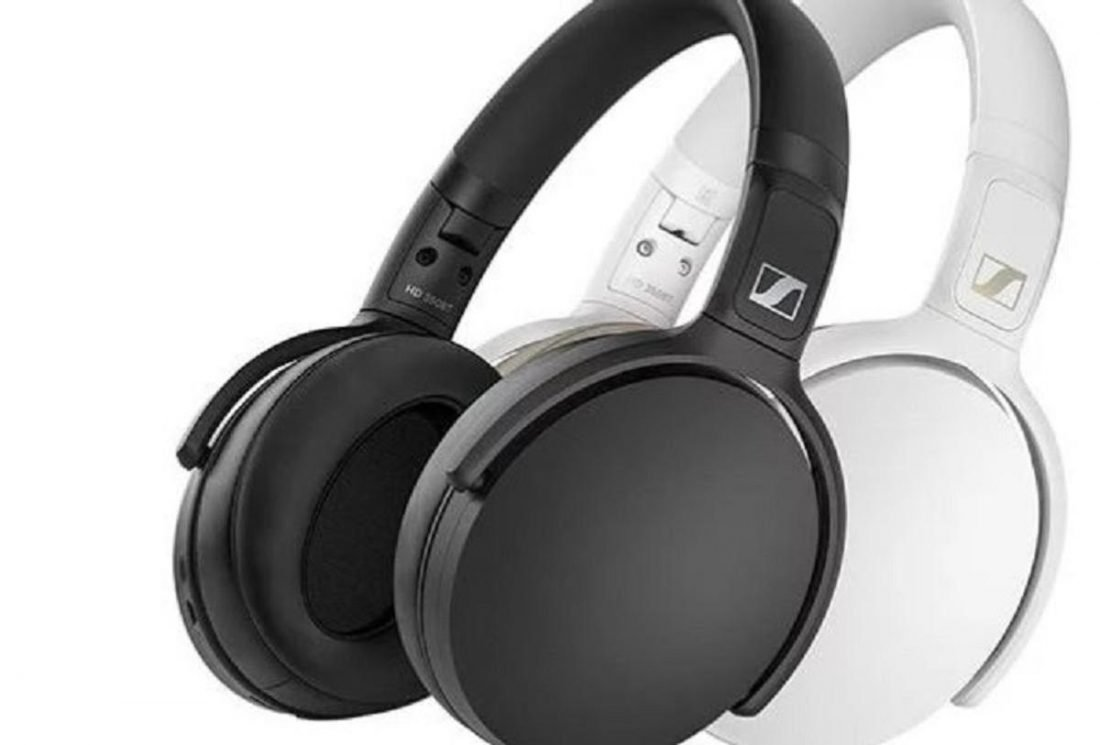 White and Black HD 350BT (from https://en-us.sennheiser.com/)