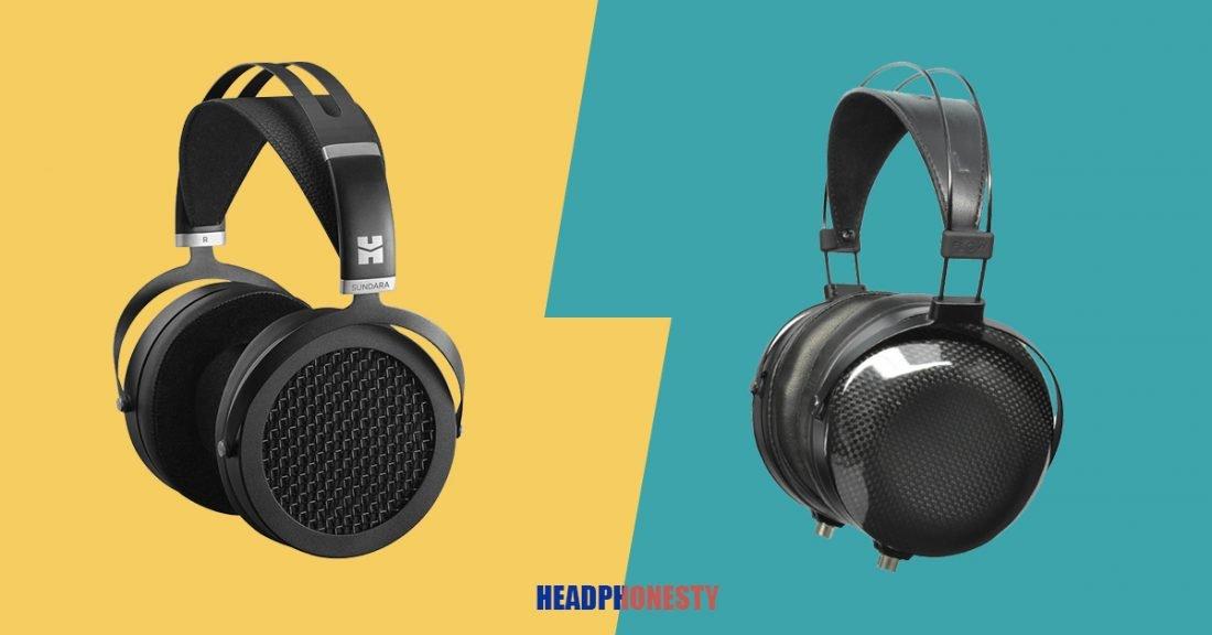 Closed-back vs open-back headphones