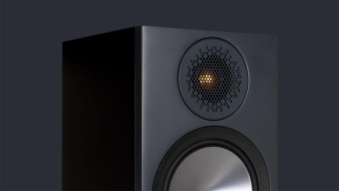 The Monitor Audio Bronze Speaker is entering its sixth generation (From: Monitor Audio)