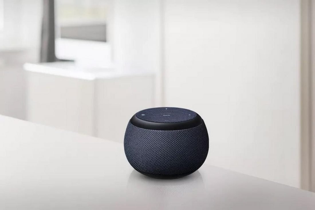 The Samsung Home Mini smart speaker is expected to arrive on February 11 (From: Samsung)