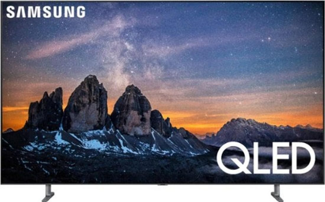 Samsung's Qled TV is a proprietary panel technology developed by Samsung for its top-tier televisions. (From BestBuy)