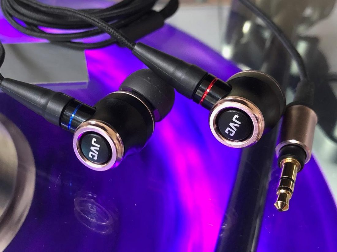 The JVC HA-FW01 IEMs are a premium product in a world of bang-for-the-buck competition.