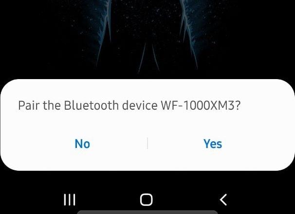 Connect Sony Bluetooth Headphones