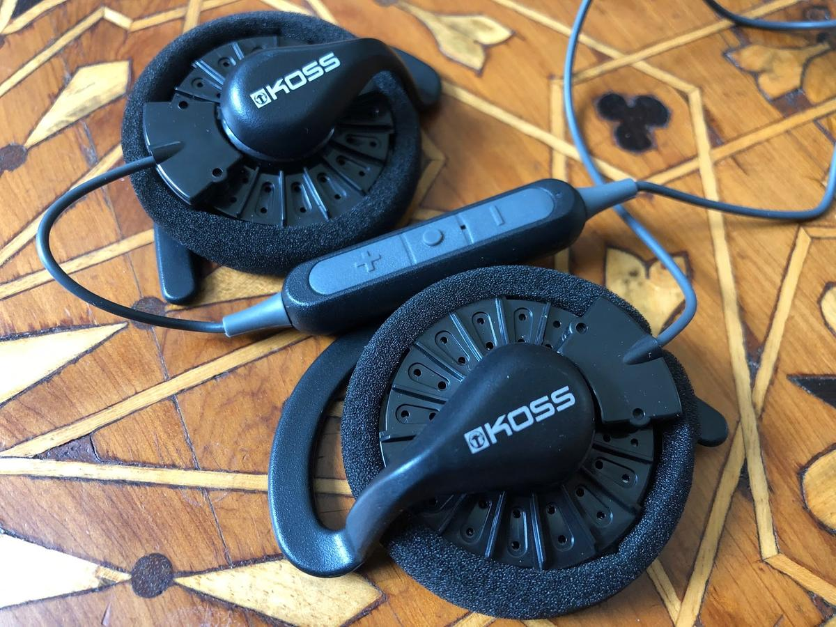 Review: Koss KSC35 Wireless Ear Clips – Porta Pro Magic Without the Band